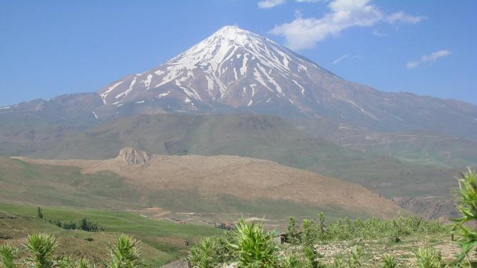 Вопросы по восхождению на Демавенд (Альпинизм, иран, восхождение, горы, соло)