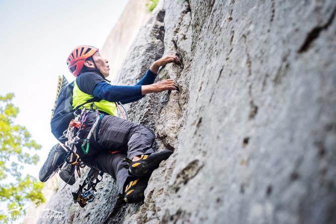 «Малые горы» 2017: побеждает свободное лазание (Альпинизм, соревнования, чемпионат москвы, крым)