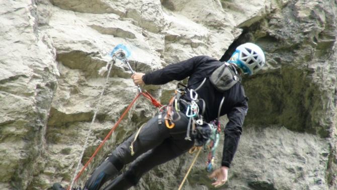 В Ингушетии подошел к завершению чемпионат России по альпинизму в скальном классе (скальный класс)