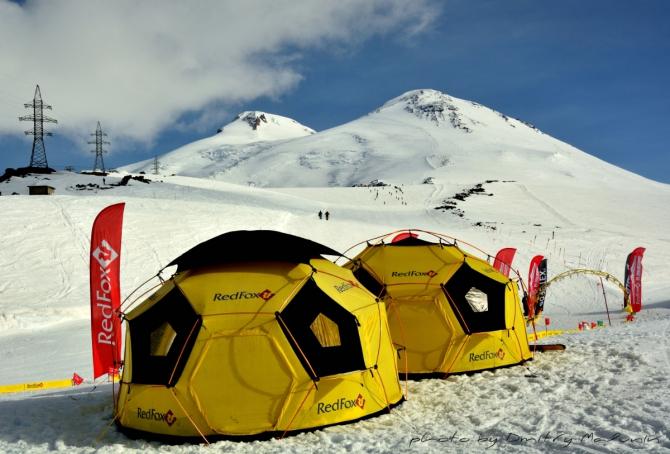 Май. Гора. Впечатления. Часть I. (Скайраннинг, Red Fox Elbrus Race 2017)