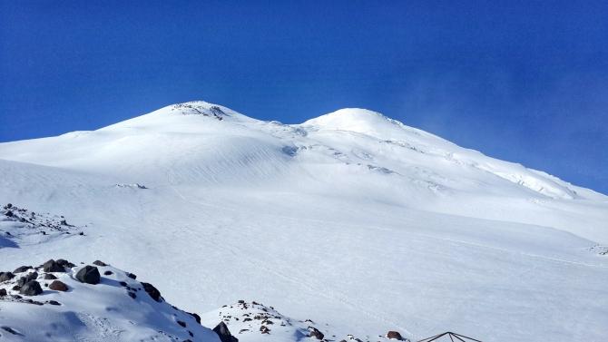 Эльбрус с севера на майские праздники