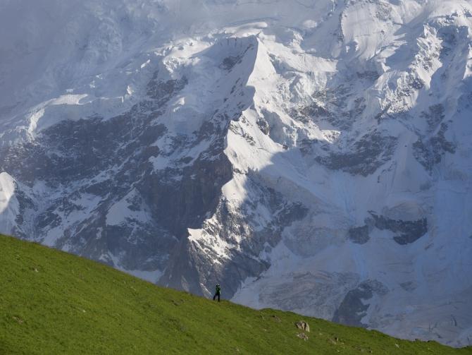 Бeзeнги - жемчужина для впечатлений (Путешествия, горы, альплагерь, кавказ, фото, очерк)