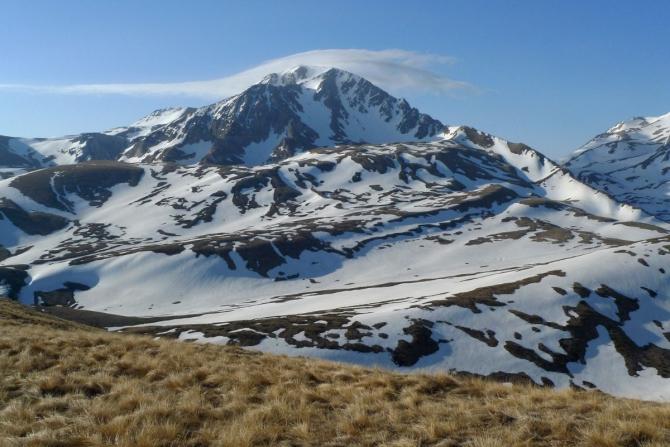 Майские панорамы плато Лагонаки (Горный туризм)