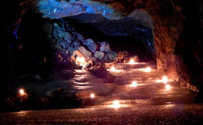 Подземный мир. Тельбес. Штольни. (Спелеология)