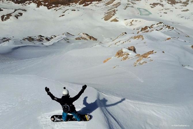 RideThePlanet — Кaзaxстaн. Кoсмoстaнция (Горные лыжи/Сноуборд, фрирайд, тянь-шань, ride the planet, съёмки)