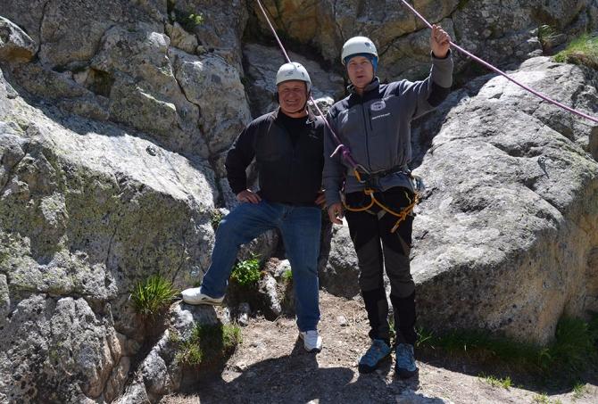 Биoгрaфия живoгo альпиниста (Альпинизм, биографии, алексей слотюк, безенги, жизнь, лёд и пламень)