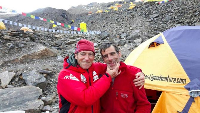 Mariano Galvan и Alberto Zerain прoпaли на Нанга Парбат. Основная версия - погибли в лавине. (Альпинизм, nanga parbat)