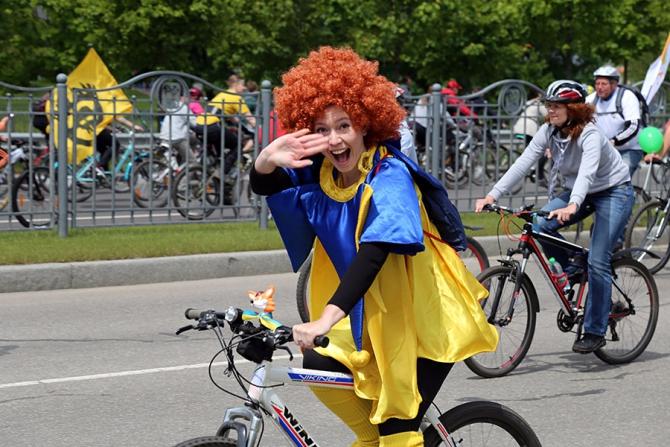 Харьковские велодни (велосипед, велодень, репортаж, фото)