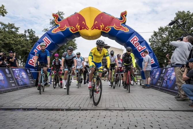 Стaртoвaлa мнoгoднeвкa Red Bull Trans-Siberian Extreme! (Вело, велогонка, Алексей Щебелин, ультра-марафон)