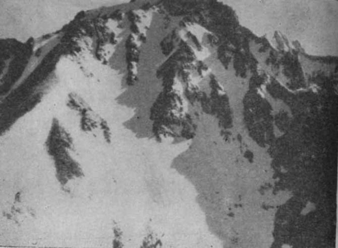 Пик Пальмиро Тольятти (Альпинизм, Маречек, терскей)
