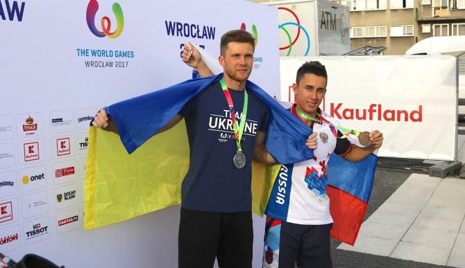 Вроцлав подарил нам медали и эмоции! (Скалолазание)