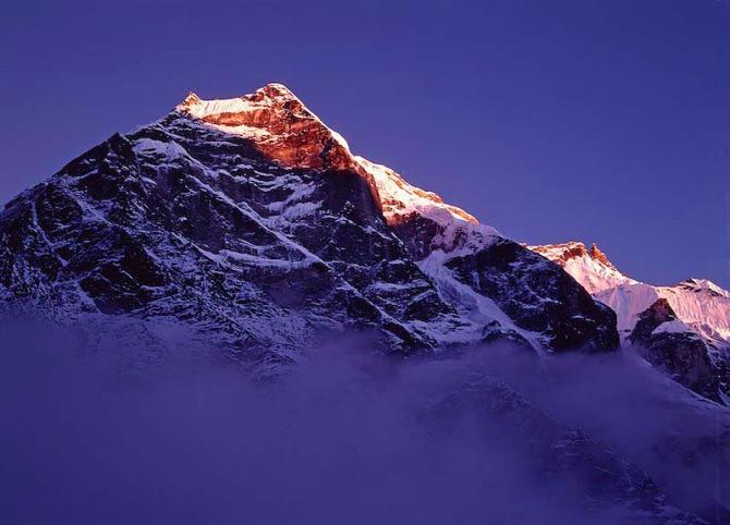 Мера пик и Амфу Лабста. Старый дневник. Часть 2. (Альпинизм, непал)