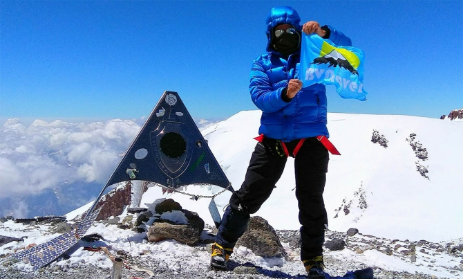 BVN travel – oтeчeствeнный брeнд одежды и снаряжения для туризма и альпинизма (пуховая одежда, реклама на риск.ру, российский производитель, снаряжение)