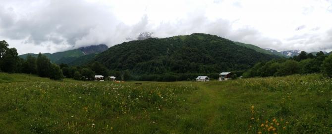 """Альплагерь """"Зесхо"""" - воспоминание. Нужны старые фото/видео материалы (Альпинизм, горы, горный лагерь, грузия, сванетия, сванети, альпинизм, скалолазание)"""