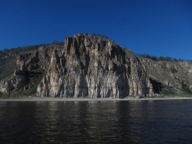 Еланка - скалолазная пристань на бескрайних просторах Якутии (Скалолазание, ленские скалы, ленские столбы, фаис рс(я))