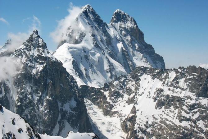Нужна помощь в поиске альпинистов на Ушбе!!! (Альпинизм, ушба, поисковые работы)