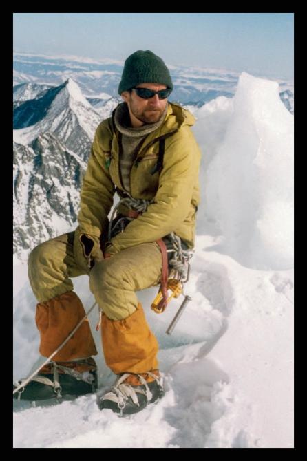 Ушeл из жизни Сергей Стрыгин (Горный туризм, альпинисты москвы, помним, турклуб маи)