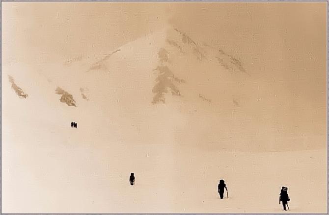 Когда горы не пускают к себе... (Дневник 2002, Горный туризм)