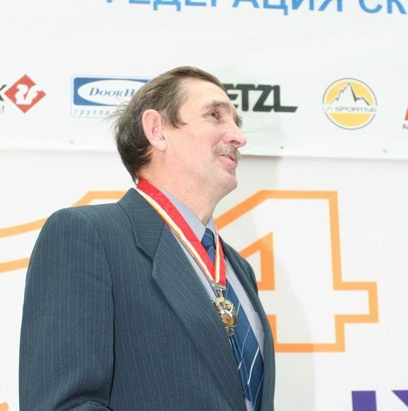 Юрий Машков, альпклуб МИФИ