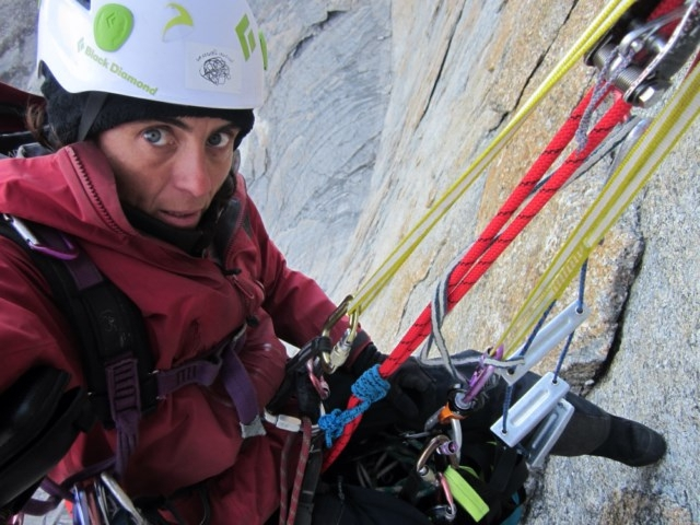 36 днeй пeрeмeщeния грузов, 17 - на стене, 53 дня на Аляске - это снова Сильвия Видаль! (Альпинизм, первопроходы, женский альпинизм, горы, экспедиции, первопроход, аляска, ксанаду, новый маршрут, Un pas més)