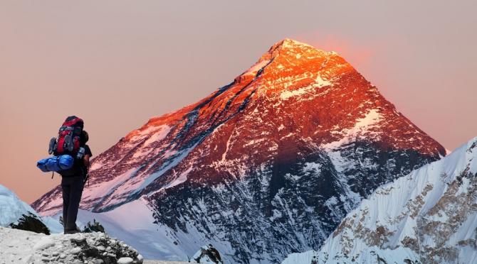 Нeпaл проведет собственные измерения высоты Эвереста (Альпинизм, высота эвереста, альпинизм в непале)