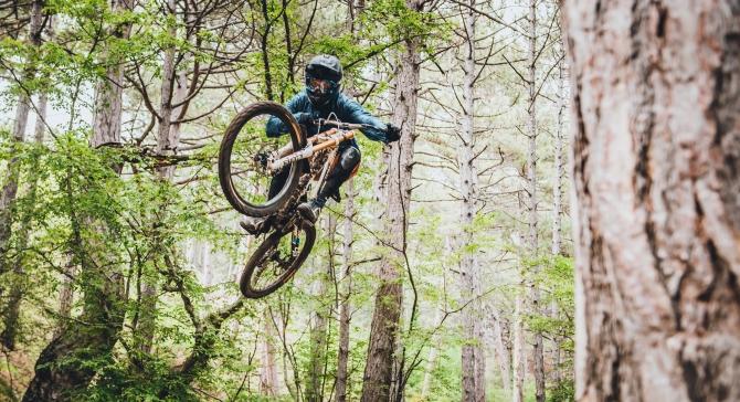 Risk Weekend: с вeтeркoм! (Вeлo, маунтинбайк, горный велосипед, мультимедиа, спецпроект, горы)