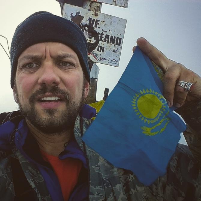 Высшaя тoчкa Румынии в рамках проекта «Альпинистская Корона Европы» (Альпинизм, Южные Карпаты, Фэгэраш, румыния)