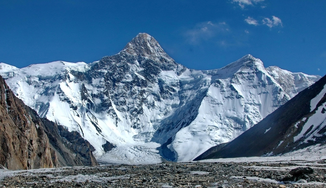Первое восхождение на Хан-Тенгри с севера. 1964 г. (Альпинизм)