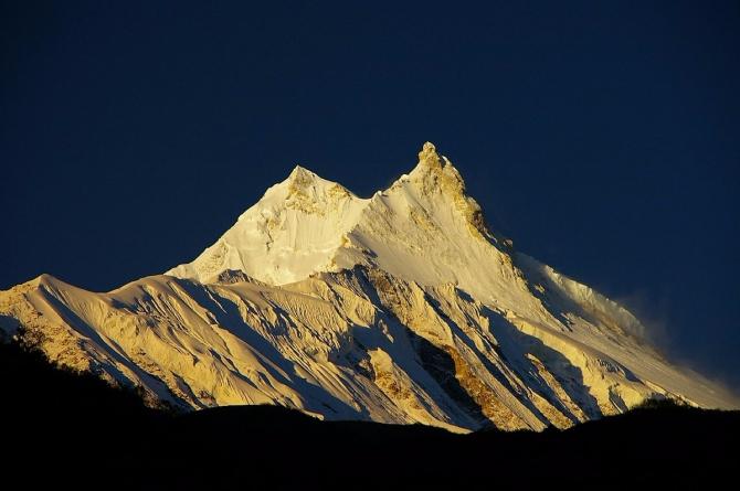 И снова Манаслу (Альпинизм, альпклуб мэи, высота)