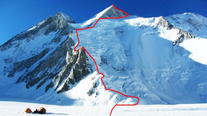 Видеоблог: восхождение на Гашербрум II (8035 метров, Альпинизм, пакистан)