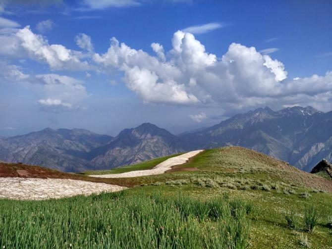 Таджикистан — Киргизия 2017. День второй. 16 июля (Воздух, airdesign, hero, garminclub, paragliding, fly, pamir, tajikistan, airdesignrussia, trip2017)