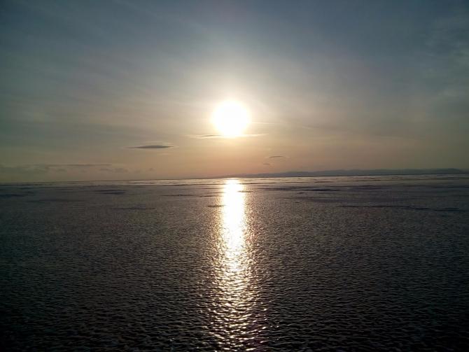 Зимнее одиночное автономное пешее пересечение озера Байкал без выхода на берег. Юг-север (Туризм)