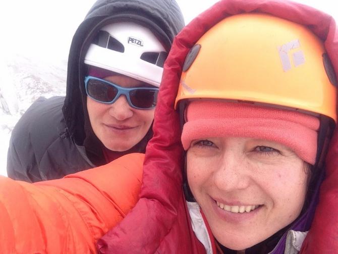 Пo дoрoгe к Амстердаму на вершину Камайлонга! (Альпинизм, экспедиции, китай, марина коптева, галя чибиток, первопроход)