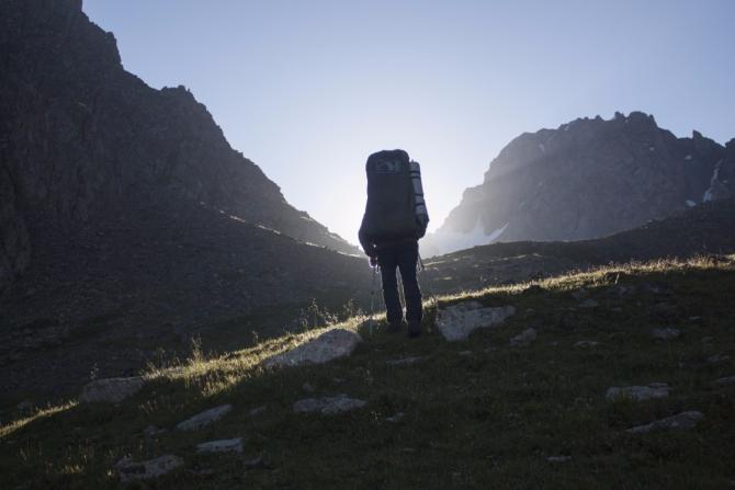 «Я нервы оставил в Тянь-Шанских горах»: записки руководителя (Горный туризм, горный туризм, чрезвычайная ситуация, пср)