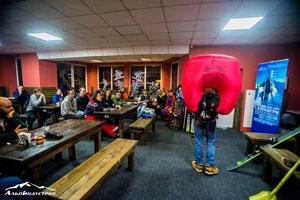Открываем сезон в Шерегеше: школа фрирайда и ски-тура, занятия по лавинке и лекции (горная школа, альпиндустрия, скитур)