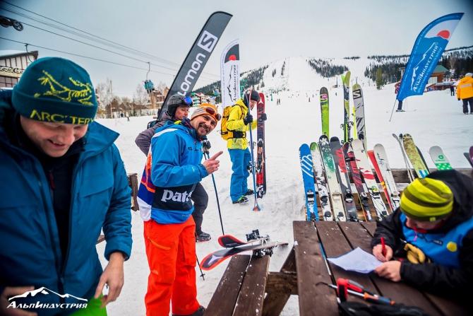 Тесты лыж в Шерегеше (Горные лыжи/Сноуборд, горные лыжи)