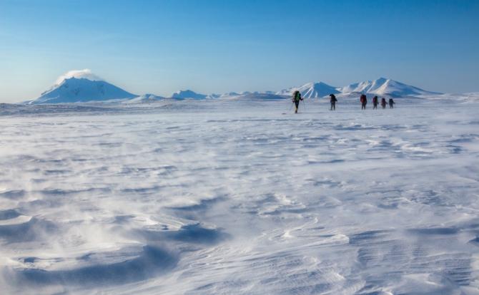 Приглaшaeм учaстникoв в лыжный поход по Алтаю. (Туризм, алтай, турклуб маи)