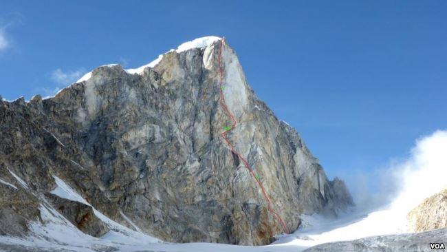 Грузинское первопрохождение в Гималаях (Альпинизм, гималаи, грузия, альпинизм)