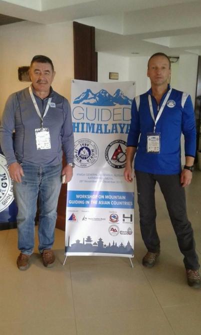 Киргизскaя Ассоциация Горных Гидов (KMGA) является полноправным членом Международного Союза Ассоциаций Горных Гидов (IFMGA, Альпинизм)