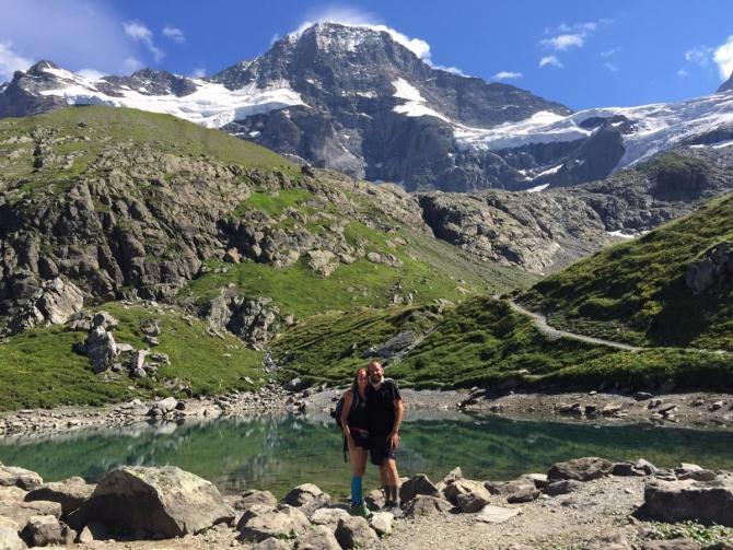 Свидание в Альпах. Долина Lauterbrunnen. (Туризм, альпы, поход, швейцария)
