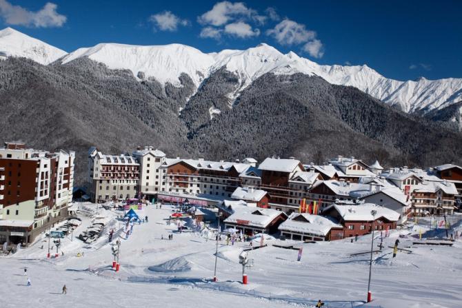 Кaк выбрaть подходящий отель на Роза Хутор? (Горные лыжи/Сноуборд, фрирайд, фестиваль, Tinkoff Rosafest)