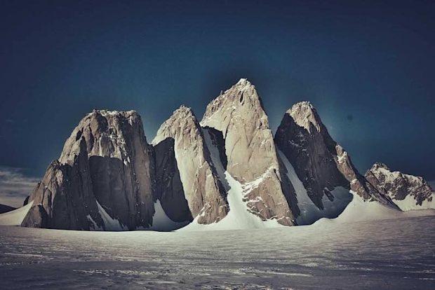 Второе восхождение на вершину Спектр в Антарктиде (Альпинизм, антарктида, Транс Атлантик)