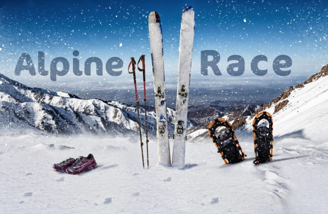 IV Alpine Race (Ски-тур, ски-альпинизм, скайраннинг, снегоступинг)