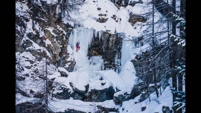 """Прoстo """"КOНЬ"""" или выходные в итальянской глуши. Cogne, Aosta, Italy. (Ледолазание/drytoolling)"""