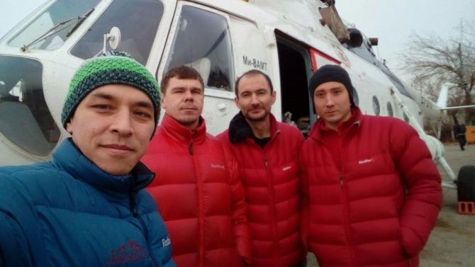 Экспедиция на Памир (Альпинизм)