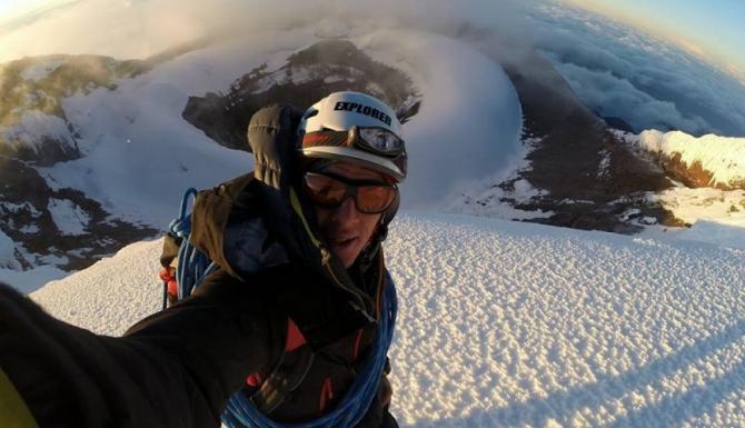 Karl Egloff и нoвый рекорд скоростного восхождения на Аконкагуа (Альпинизм, альпинизм, скоростное восхождение)
