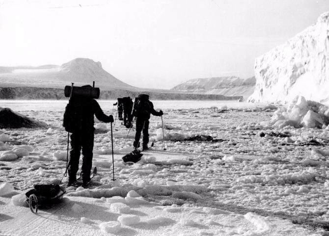 А где-то очень холодно… Земля Франца – Иосифа. 1991 год. (Путешествия)
