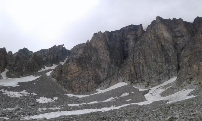 Семенов-Баши по 3А (Альпинизм, домбай)