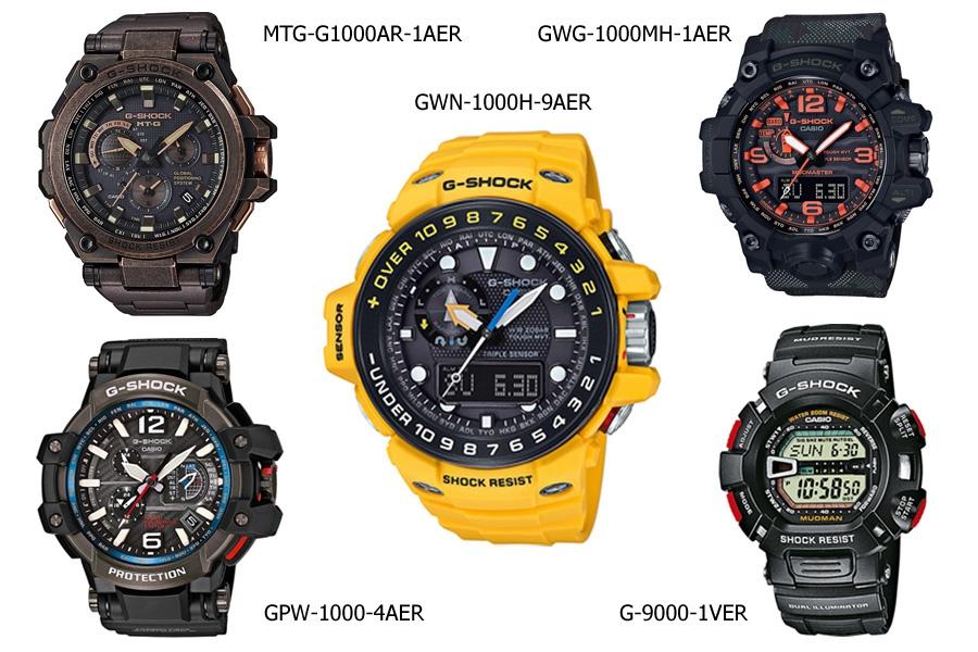 Обзор часовых брендов и моделей наручных часов для outdoor. Опрос. — Risk.ru ececa3455b9