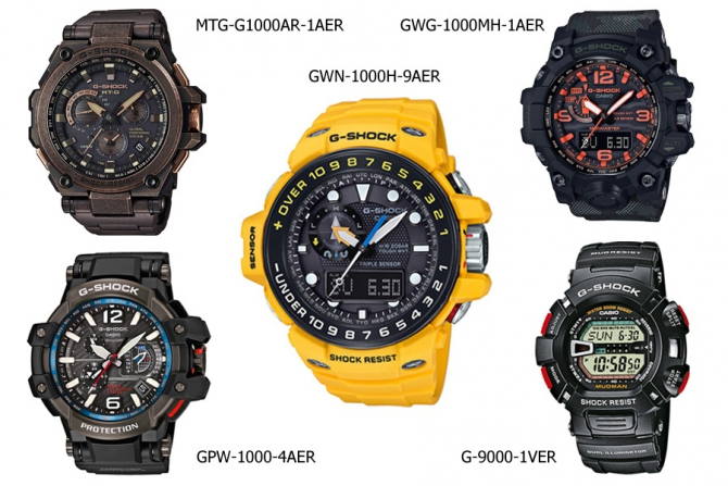Обзор часовых брендов и моделей наручных часов для outdoor. Опрос. — Risk.ru 678e3940f75